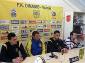 Dinamo kod kuće sa Bačkom