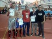 Tri medalje za vranjske boksere
