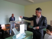 Milenković glasao
