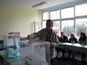Gornji Vrtogoš glasao za SNS