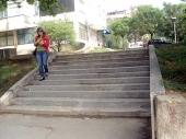 POPRAVLJENO stepenište kod Autobuske