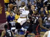 NBA: Klivlend prvi do meč lopte u finalu Istoka