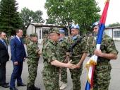 Vranje ispratilo vojnike u Liban (FOTO, VIDEO)