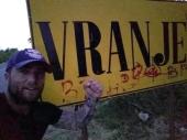 PEŠKE DO HILANDARA: Kratak odmor u Vranju