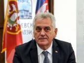 Nikolić: Kandidovaću se ponovo za predsednika
