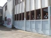 Prekrečeni fašistički grafiti