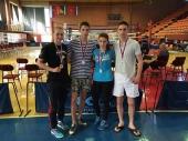 Tri medalje za kik boksere iz Vranja