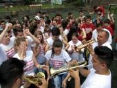 I VUKOVCI slavili uz trubače (FOTO, VIDEO)
