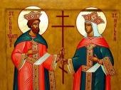 Car Konstantin i carica Jelena