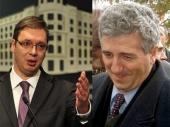 I Albanci deo Vučićeve vladajuće većine?