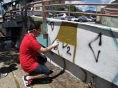 Grafitima protiv nasilja