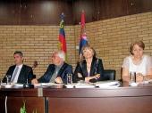 Počela konstitutivna sednica Skupštine
