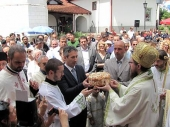 Vranje proslavilo GRADSKU SLAVU - DUHOVE (FOTO)