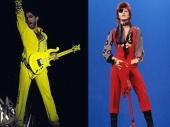 Prinsova gitara i Bouvijev pramen kose prodati za 150.000 dolara