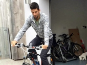 Đokoviću zabranjen bicikl na Vimbldonu