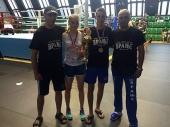 Dva zlata za vranjske boksere