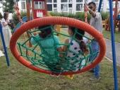PREŠEVO: Igralište za decu migrante