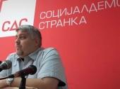 LESKOVČANIN poverenik SDS-a za Vranje