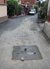 Asfaltiranje DORADILI betonom