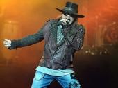 Uhapšeno 40 fanova na koncertima Guns N' Roses