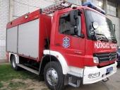 Vranje: Požar u zgradi, stanar POVREĐEN