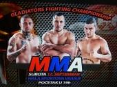 VRANJE: MMA gladijatori u oktagonu