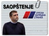 Vranje: NAPADNUT direktor iz SNS-a