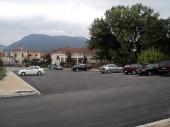 Otvoren parking kod Bolnice