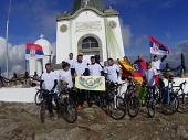 Biciklisti iz Vranja osvojili Kajmakčalan