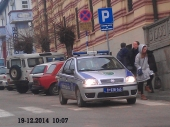 USPELA OK AKCIJA: 49 policajaca platilo KAZNE ZA PARKIRANJE