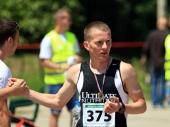 Kristijan pobednik polumaratona u Prilepu
