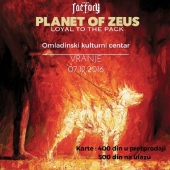 Planet of Zeus na Factory Festu