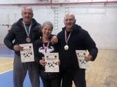Tri medalje za Olimp