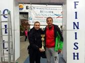 Vranjski maratonci u srpskom vrhu