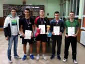 Tri medalje za mlade stonotenisere