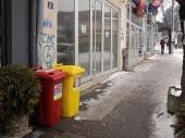 PAZITE GDE BACATE: Nove kante za staro smeće