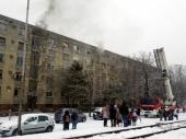 Veliki požar: Jedna osoba stradala, više povređenih