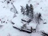 Italija: Lavina zatrpala hotel, mnogo mrtvih