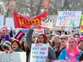 Marš: protiv Trampa: Pola miliona u Vašingtonu