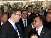 I vranjski SPS na mitingu podrške Vučiću