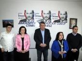 DS: Uz Jankovića i Duda Ivković u Vranju