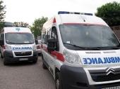 Vozač mopeda teško povređen u udesu