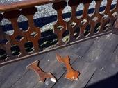 VANDALIZAM NA VLASINI: Uništena ograda ZONE GRADA
