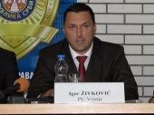 Živković i zvanično načelnik PU Vranje