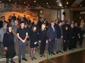 Komemoracija povodom smrti Gorana Vladkovića