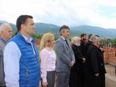Nastavlja se izgradnja crkve na Bunuševcu