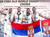 Srpski basketaši ponovo šampioni sveta