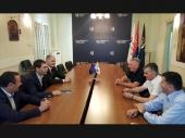 DSS, Nova Srbija i Pokret