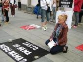 Protest protiv nasilja nad ženama