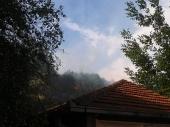 Lokalizovan požar u centru Hana